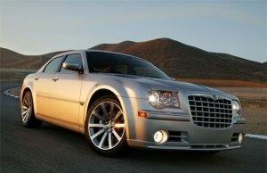 Chrysler 300c - SRT8